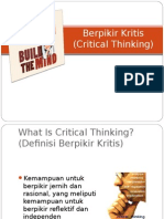 Berpikir_Kritis Filsafat