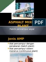 Asphalt Mixing Plant 2015