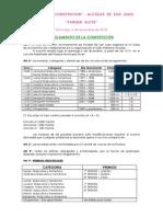 Reglamento Cross Constitucion Alcázar 2015