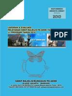 Musyawarah Anggota Jemaat  GBKP Pondok Gede Maret 2010