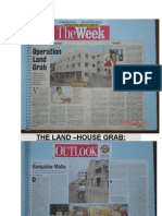 Pondicherry Land Grabbing Case