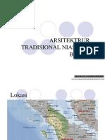 RUMAH TRADISIONAL NIAS DAN BATAK - PRESENTASI.pdf