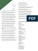 antologia poetica 2º eso