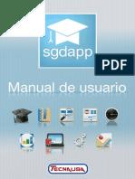 Manual SGDapp Android