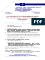 European Quality Standard for Ecological Housing