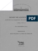Sesiunea Științifică a MNIN 2015. Chișinău