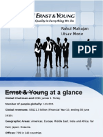 E&y summer internship.ppt