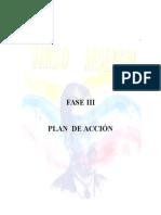 Plan de Accion Por Áreas