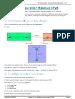 Configuration Basique IPv6
