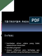 Tiotropium Pada COPD