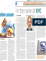 In the Name of KYC