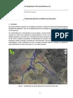 prospecção Geofísica VLF, aplicada ao estudo de recursos hidrogeológico na região de Redondo Évora
