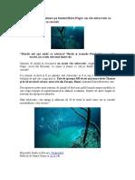 DESCOPERIRE Uluitoare Pe Fundul Mării Negre