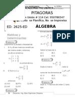 Ficha Matrices