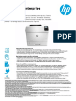 HP Laserjet Enterprise 605dn