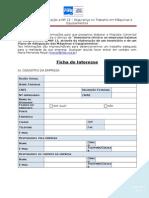 Modelo Inventario de Equipamentos