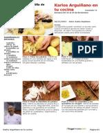 Fasciculo 11-Las recetas del 16 al 20 de Noviembre del 2015.pdf