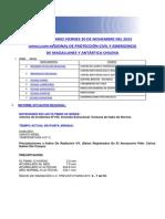 Informe Diario Onemi Magallanes 20.11.2015