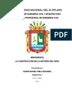 Monografia (CORREGIDA)-La Construccion en El Peru