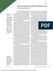Tol 2013 Management of Acute Stress PTSD and Bereavement