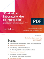 Joseba Jauregizar - Sistema de Innovación Del País Vasco