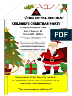 20151120 Childrens Christmas Party