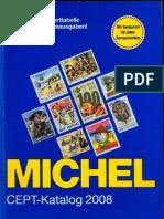 Michel CEPT-Katalog 2008