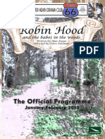 Robinhood Prog 2015