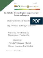 Simulacion de Sistemas de Produccion