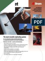 Replicas Metalograficas