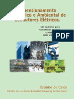 EE06 Dimensionamento Econômico Ambiental Condutores Elétricos Estudos Casos
