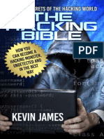 The Hacking Bible - Kevin James