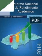 Informe Nacional 2014