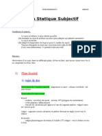 01 - Bilan statique subjectif.doc