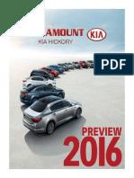 Paramount Kia Preview 2016