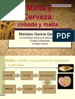 Cebada y Malta