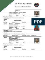 public arrest report for 20nov2015