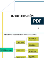 Introduccion al PM - PARTE I - TRITURACIÒN