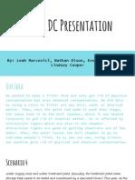 water dc presentation
