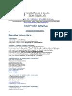 Directorio General Une (Actualizado 23.01.13)