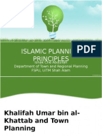 Khalifah Omar and Town Planning