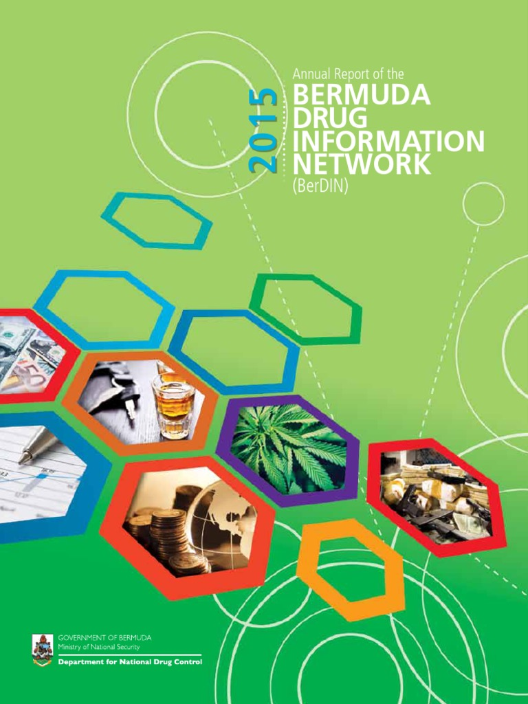 Image result for Bermuda Drug Information Network Report