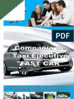 planificacion estrategica Compañía de Taxis Ejecutivos ejm
