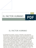 EL-FACTOR-HUMANO.pptx