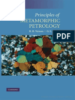 Principles of Metamorphic Petrology  - Ron Vernon 2008.pdf