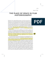 The Place of Space In Film Historiography