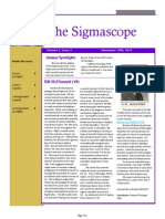 sigmascope  november