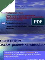 FALSAFAH KEFARMASIAN