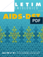 Boletim Epidemiológico - 2010 - Aids