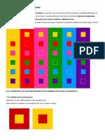 Teoria Del Color, Armonias